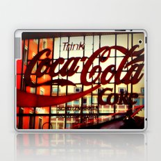 Trink Coca~Cola Laptop & iPad Skin