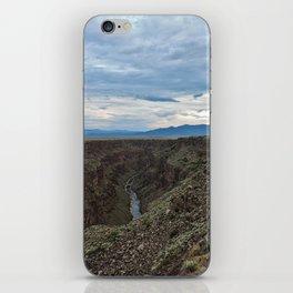 Rio Grande Gorge iPhone Skin
