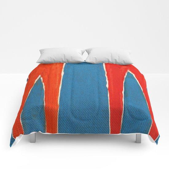 Long Ègbò (Long Leg) Comforters