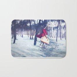 Negua/Invierno/Winter Bath Mat