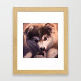 Soft Framed Art Print