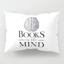 Books on the Mind Pillow Sham