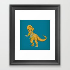 Dinosaur Jr. Framed Art Print