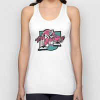 sneaker Tank Tops featuring Sneaker Guy by 5wingerone