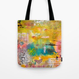 Summer Afternoons Tote Bag