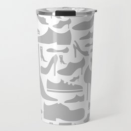 Footwear a background Travel Mug