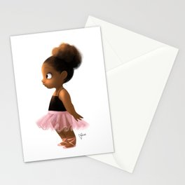 Little Dancer Stationery Cards