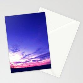 Big Sky Sunset Stationery Cards