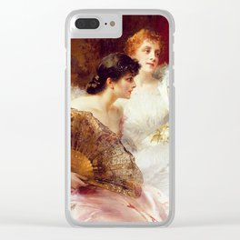 After the Ball Clear iPhone Case