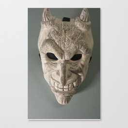 celtic demon Canvas Print