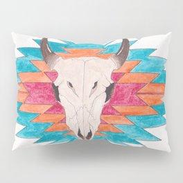 Southwest Skull Pillow Sham