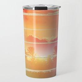 Sugar Beach Travel Mug