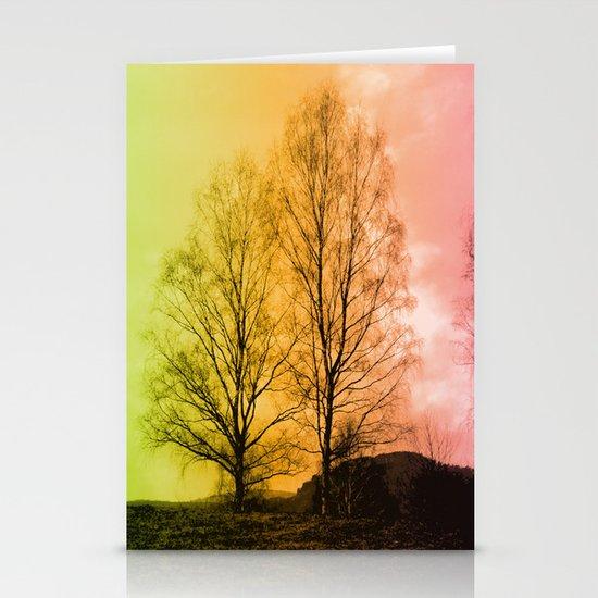 Warm Glow  - JUSTART © Stationery Cards