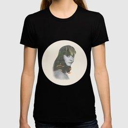 Anna Karina Nature Portrait T-shirt