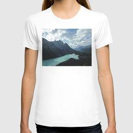 Blue Lake T-shirt