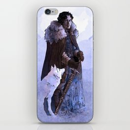 It's Winter Time iPhone Skin