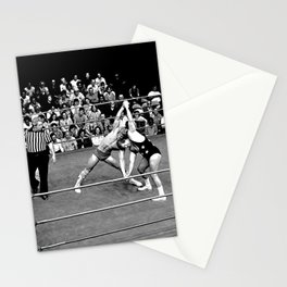 Kevin VonEric vs Frank Star Stationery Cards