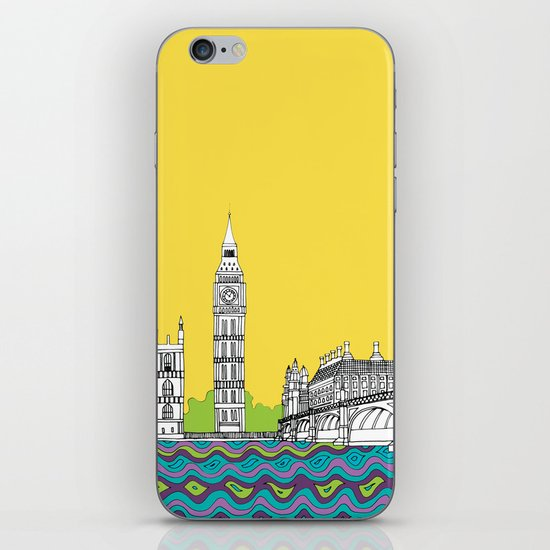 London Town iPhone & iPod Skin