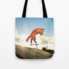 Skateboard FOX! Tote Bag