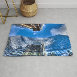Lloyds of London and Willis Group Buildings Rug