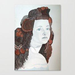 Debutante Canvas Print