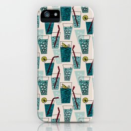 Drink More Water! iPhone Case