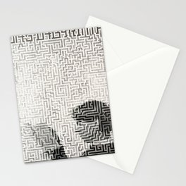 Advertisement das labyrinthe buchhandlung galerie Stationery Cards