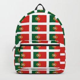 flag of portugal 2 -Portuguese,mirandese,Portugués,lisbon,porto. Backpack