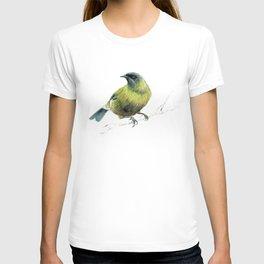 Korimako, the Bellbird T-shirt