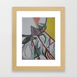 OMMA Framed Art Print