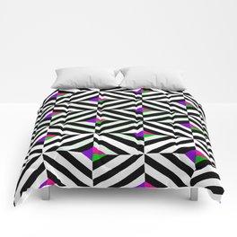 Original Geometric Pattern Design Comforters