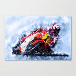 Wayne Rainey Canvas Print