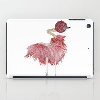 ostrich iPad Cases featuring Ostrich by Imanol Buisan