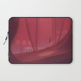 Sense the sounds Laptop Sleeve