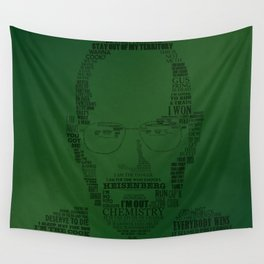 Breaking Bad:  Walter White Wall Tapestry