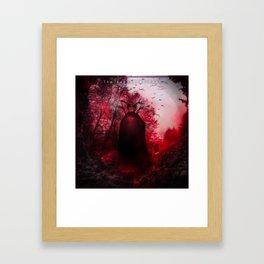 The Aspect of Fear Framed Art Print