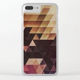t tyxxnyyk Clear iPhone Case