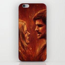 In Flames iPhone Skin