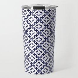 romanian popular motif Travel Mug