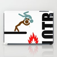 the lord of the rings iPad Cases featuring LOTR, Lord Rings by juStArt