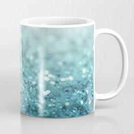 MERMAID GLITTER - MERMAIDIANS AQUA Coffee Mug