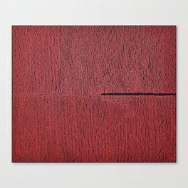 profound red Canvas Print