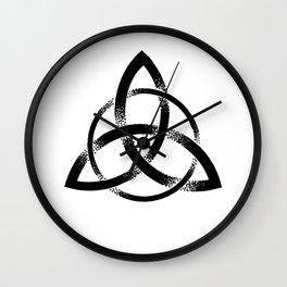 Triquetra Wall Clock