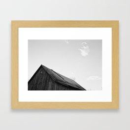 Total Barnage Framed Art Print