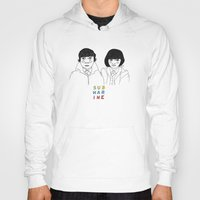 yellow submarine Hoodies featuring Submarine by ☿ cactei ☿