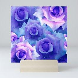 Bouquet de fleur Mini Art Print