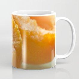 Slice apricots Coffee Mug