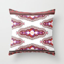 AFRICAN VIBE III Throw Pillow