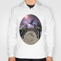 guardians Hoodies featuring The Guardians by Susie Hawkins