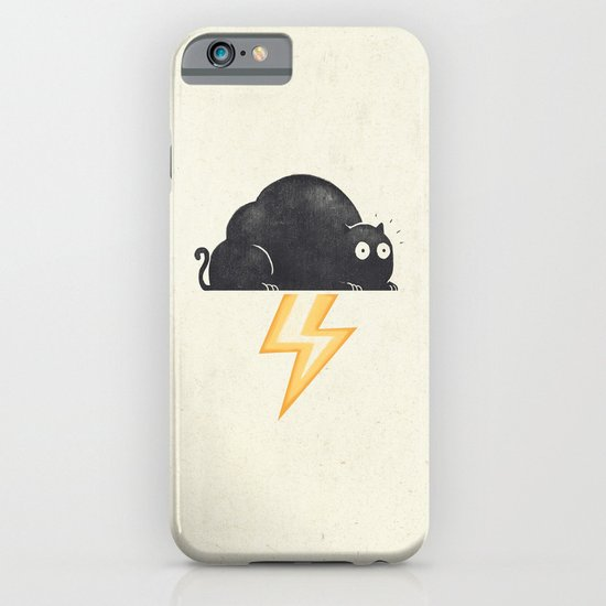 The Thunder Cat iPhone & iPod Case